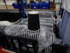 *black ripple cups