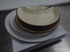 *12+ assorted plates