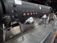 *E91 Ambassador SE 2 group espresso coffee machine