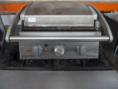 *Roband contact grill GSA610R-UK. Cooking area 370w x 280d