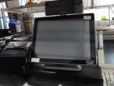 *Varipos till with screen, cash drawer, thermal receipt printer