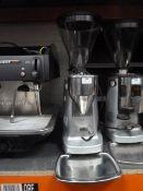 *Mazzer Luigi Spa coffee bean grinder