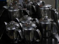 *S/S teapots