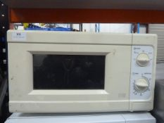 *domestic microwave