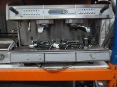 *Wega Concept 2 group espresso coffee machine
