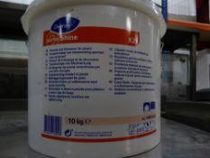 *1 x 10kg Suma Shine - pre-soak and destainer for plastic
