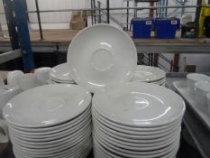 *60+ x white saucers