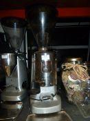 *Mazzer Luigi Sri coffee bean grinder