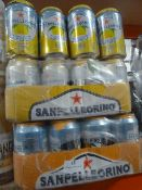*2+ cases - Sanpellegrino - Orange/Lemon