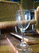 * 10oz Elegance wine glasses