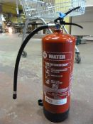 *6L 13A Water Fire Extinguisher. Located at 389-395 Anlaby Road, Hull, HU3 6AB