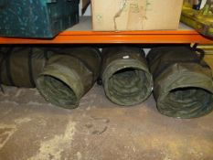*Four Expanding Heating Ducting Units