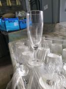 * Champagne Flutes - 2 different ranges