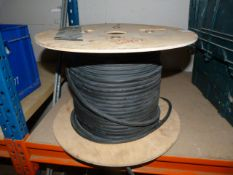 *Part Reel of Three Core Cable 1.5mm