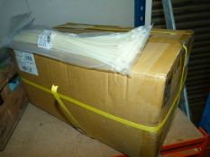 *Box of ~4000 385mm x 4.8mm Cable Ties
