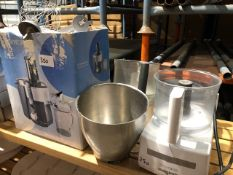 * Magimix blender cookworks juicer and mixer utensils Located at Grantham, NG32 2AG
