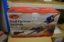 *Four Quest Dual Cyclone Vacuum Cleaners