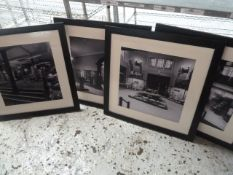 * 4 x prints in frames. 610w x 610d