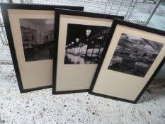* 6 x prints in frames. 610w x 910d