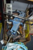 Assorted Tools Including Mitre Saw