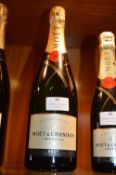 Moet Chardon Champagne 75cl
