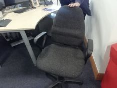 *200 Mixed Verco, Black Boss and Other Office Chairs