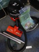 *Henry hoover with spare bags and attachments