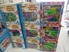 *children's party bag toys x 9 boxes (approx. 280 items)