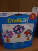 *love heart tree craft kits