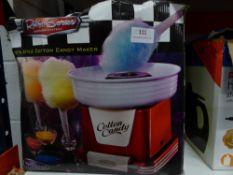 *cotton candy machine