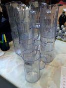 *13 x plastic jugs