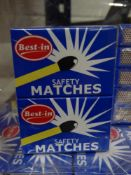 *safety matches