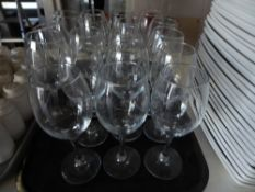 * 18 x wine glasses