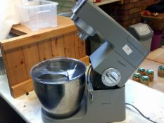 *Kenwood mixer with attachment