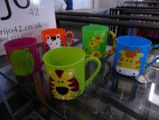 *plastic animal cups x 30+