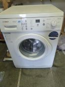 *Bosch Avantixx6 Vario Perfect washing machine