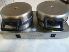 *Dualit commercial toasty maker - with 2 presses. Model - DSMMC