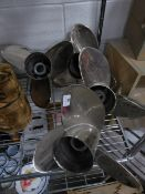 * 4 x S/S propellers