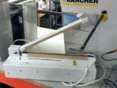 * Snappy sealer heat sealer model - BACC3