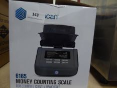 * Safescan 6165 money counting machine