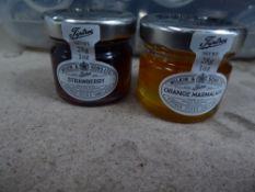 * selection of miniature jams
