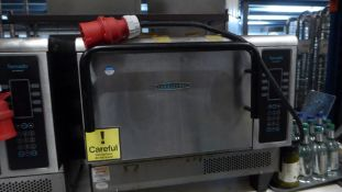 * Turbchef Tornado high speed oven RRP £9000
