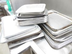 * approx 30 x S/S baking trays