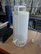 * white electric hot water urn