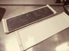 * 7 x plater plates with 5 x slates