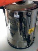 * S/S water boiler