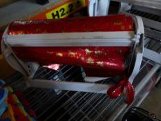 * small gift wrap dispenser