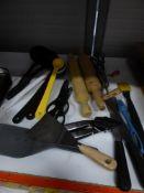 * 20+ kitchen utensils - including hand whisk, ladles, spatulas, etc