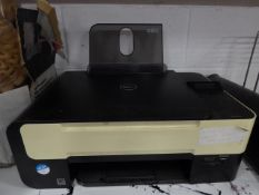 * Dell printer and scanner