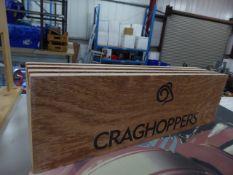 * Craghopper branded block